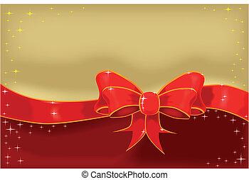 Silk Ribbon and Bow