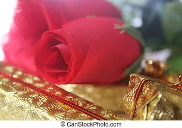 silk rose