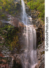 Silky Bhimnala waterfall