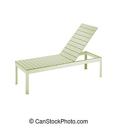 silla de madera, cubierta