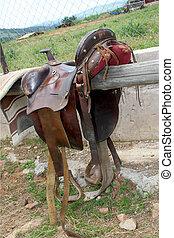 silla de montar