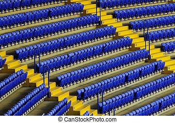 silla, estadio