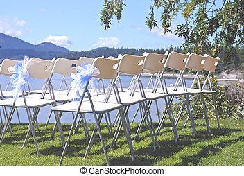 sillas, 5558, boda
