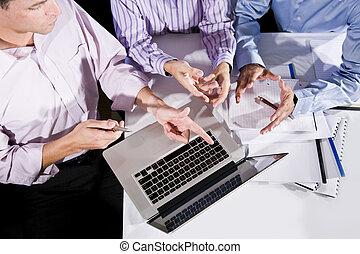 silný úhel, osázet, názor, úřadovna dělník, dále, počítač na klín