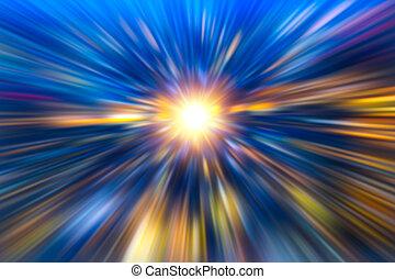 silný, pojem, povolání, performing, svíčka, hustě pohyb, zrychlit, grafické pozadí, úspěch