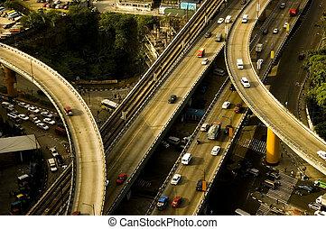 silnice, philippine