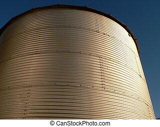 Silo - Small farm silo