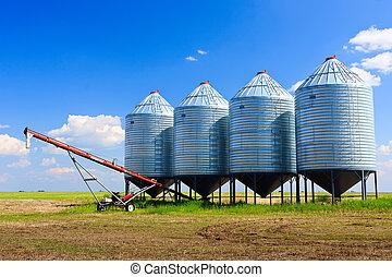 silos grano