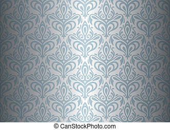 silver & black wallpaper background