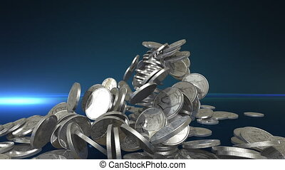 Silver Coins + Alpha - High quality silver coins birth ...