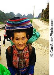 Silver Dao ethnic female