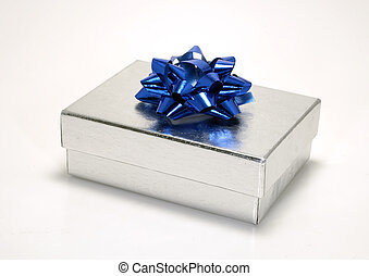 Silver Giftbox