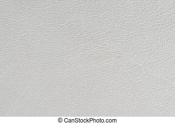 Silver leather texture background