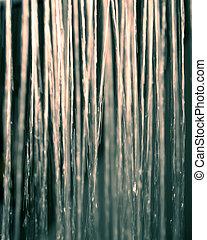 Water stream texture