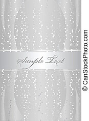 luxury background - Silver luxury background