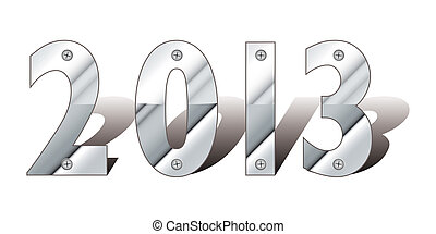 Silver metal 2013