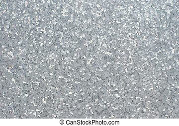 Silver metal background.
