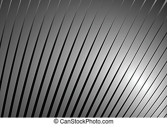Silver metal background surface