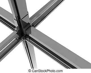 Silver metal dynamic block