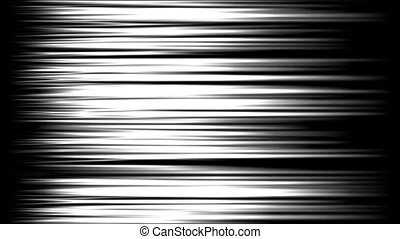 silver metal stripes background,music rhythm pulse.