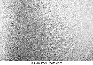 Silver metallic background