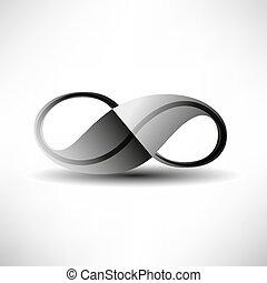 silver, oändlighet