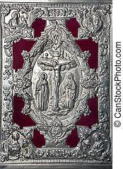 Silver Orthodox Gospel