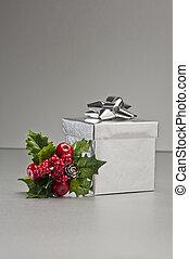 Silver present