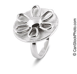 Silver ring