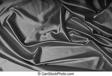 Silver silk background texture
