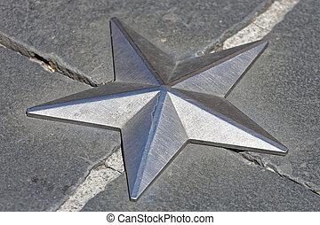 silver stjärna