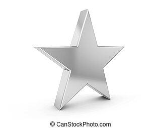 silver stjärna, symbol