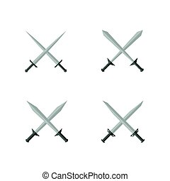 Silver Sword set