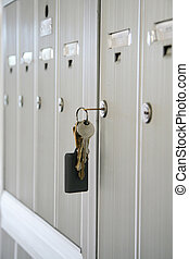 mailbox and key