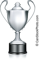 Silver Trophy, vector