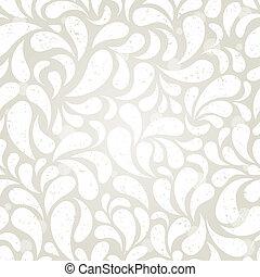 silver vintage wallpaper - Silver vintage seamless wallpaper...