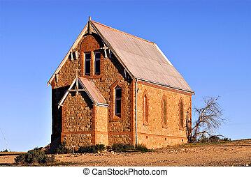 silverton church - St Carthage Catholic Church at historic...