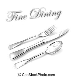 Silverware for Fine Dining