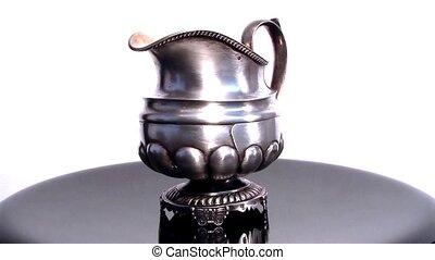 silverware - silver