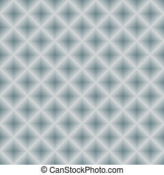 Silvery seamless metal geometric background (vector)