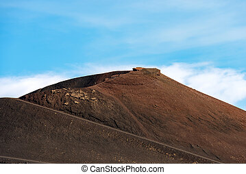 Silvestri Craters - Etna Volcano - Sicily Italy