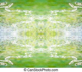 simétrico, resumen, patrón