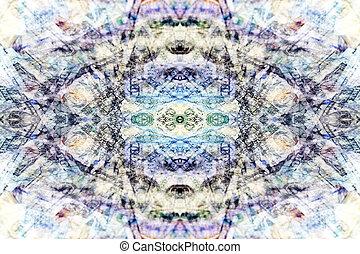 simétrico, resumen, plano de fondo