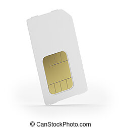 Sim card icon.