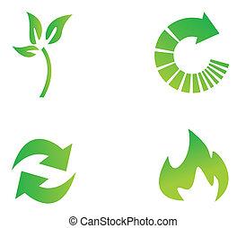 simboli, conservazione ambientale