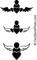 simboli, persone