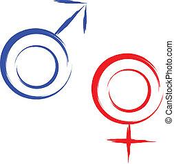 simboli, sesso