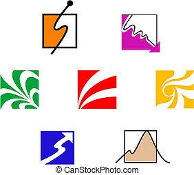 simboli, set