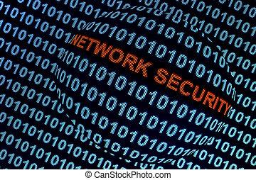 simbolismo, sicurezza, rete