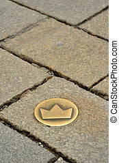 simbolo, corona, bratislava